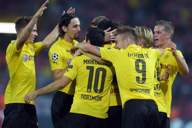 Borussia-Dortmund-FC-Arsenal
