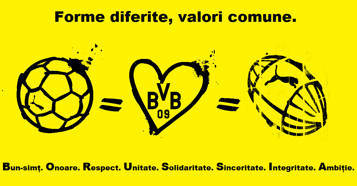 forme diferite valori comune
