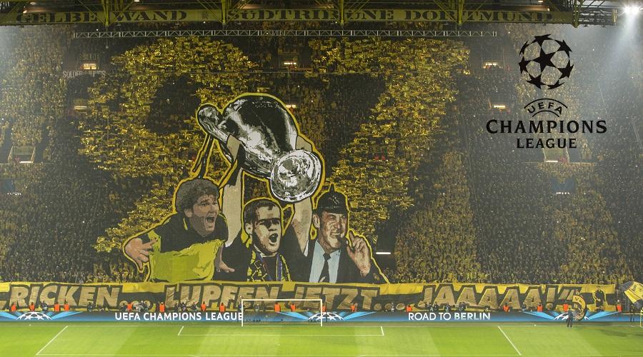 Dortmund, 18.03.20145, Signal-Iduna-Park Borussia Dortmund - Juventus Turin  Dortmund 18 03  Signal Iduna Park Borussia Dortmund Juventus Turin